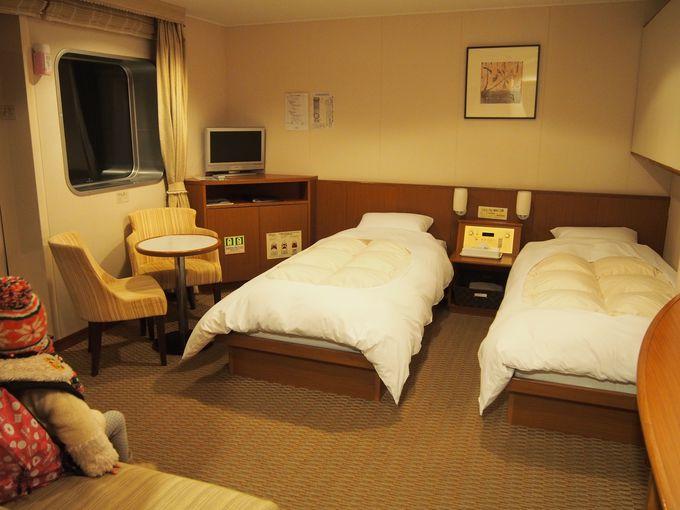 まるでホテルのようなデラックスルーム!