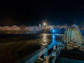 不落の橋・錦帯橋周辺をぐるり一周!荒れ川が生んだ歴史散歩|山口県|トラベルjp<たびねす>
