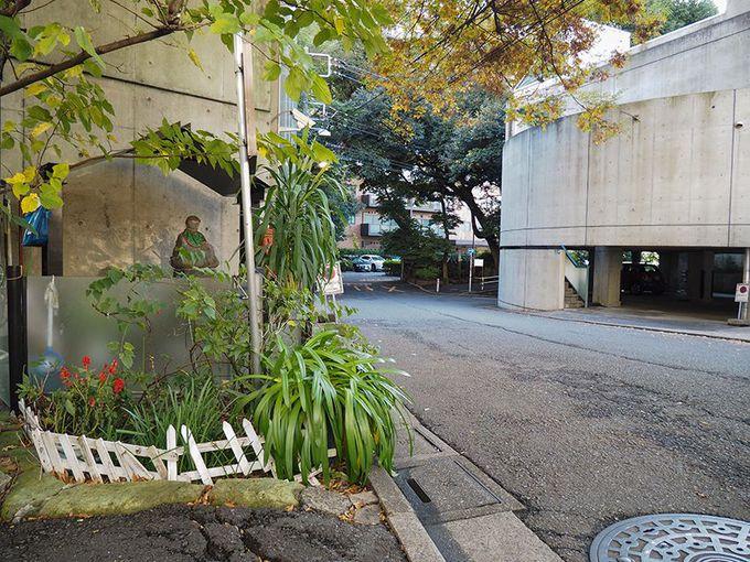 旧鎌倉街道と目切坂