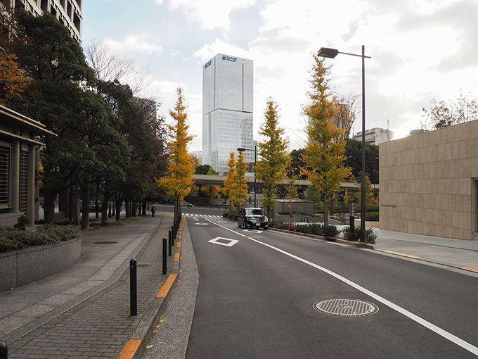 諏訪坂と赤プリ跡地