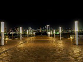 「踊る大捜査線」ロケ地、お台場海浜公園・展望デッキは夜景もきれい|東京都|トラベルjp<たびねす>