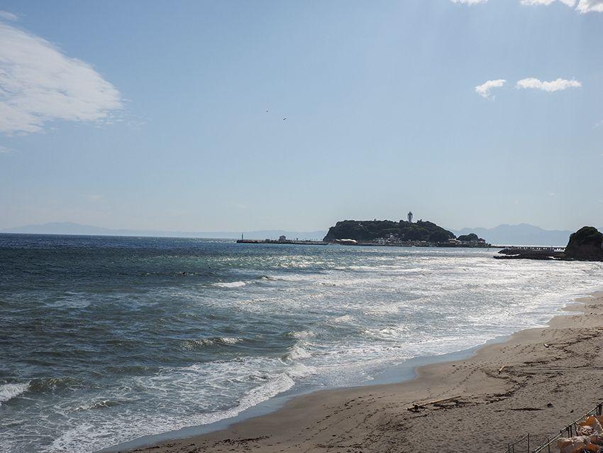 鎌倉の海を身近に感じてみよう。