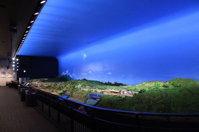 明治後期〜昭和初期の敦賀を丸ごと再現した超巨大ジオラマ