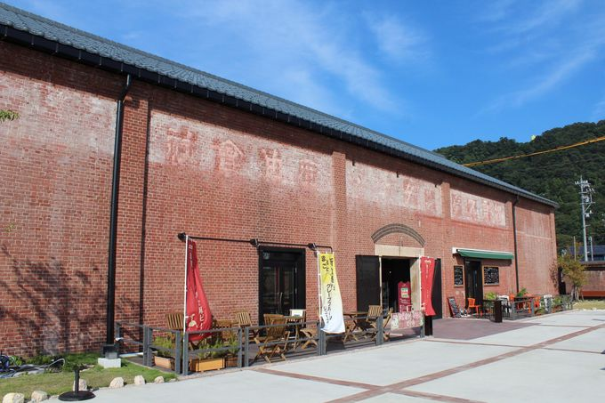 文化財である赤レンガ倉庫を、装い新たにリニューアル