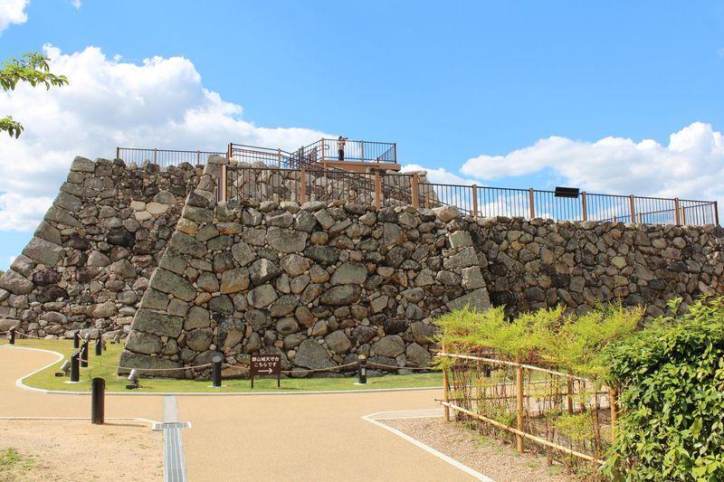 豊臣秀長の居城として名を馳せた!「郡山城跡」は奈良屈指の歴史的城跡スポット