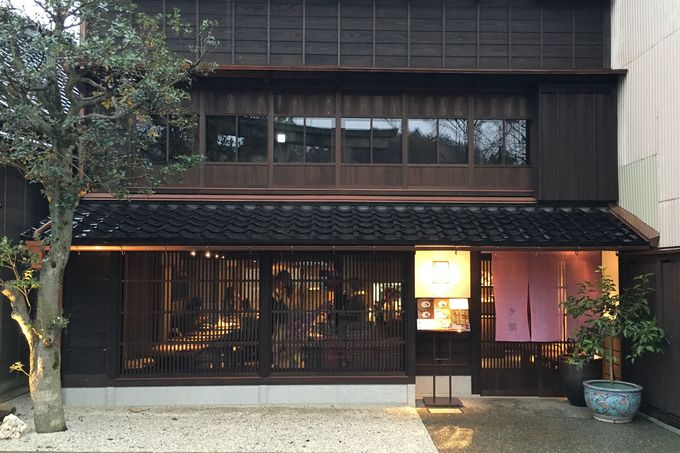 MEGUMIさんが運命を感じた宇多須神社前の町家