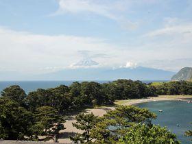 御浜岬越しに見る富士の絶景!西伊豆の港町「戸田」で海辺散歩|静岡県|トラベルjp<たびねす>