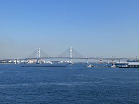 横浜港の大パノラマ!「大さん橋」は絶景が広がる展望スポット|神奈川県|トラベルjp<たびねす>