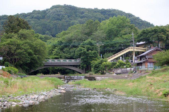 玉川橋の姿も必見!河岸の田園風景も楽しんでおこう
