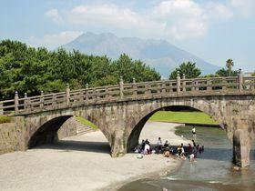 薩摩に残る見事な石橋をその目で!鹿児島市「石橋記念公園」