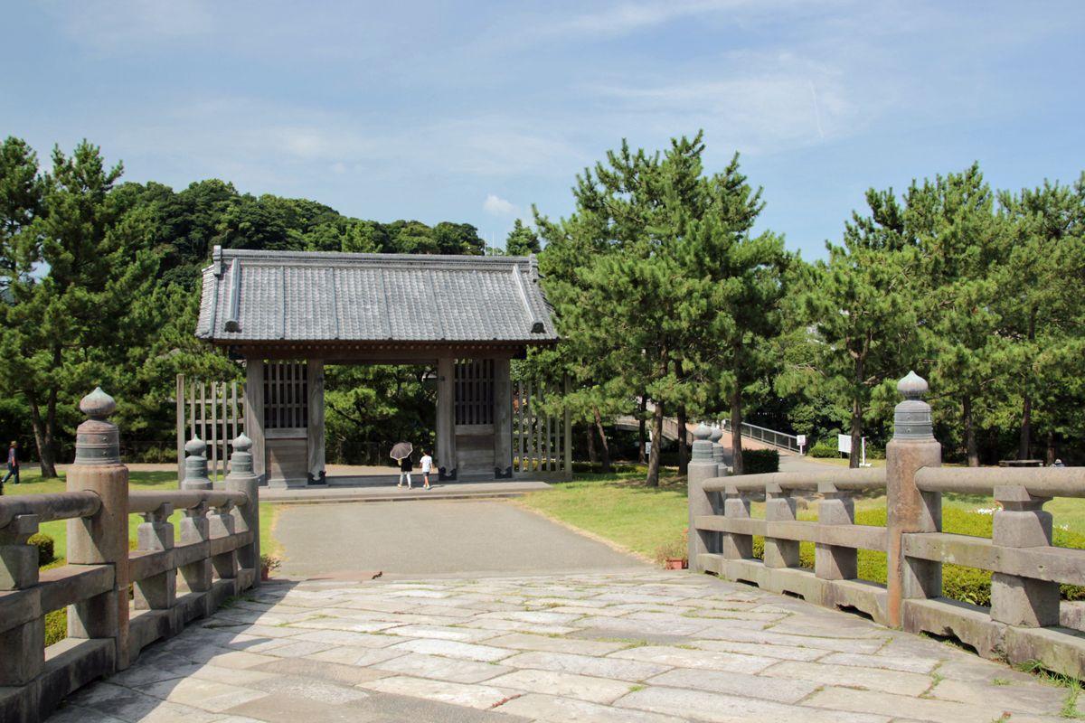 名石工岩永三五郎の代表作にして傑作!薩摩の威光を顕す西田橋