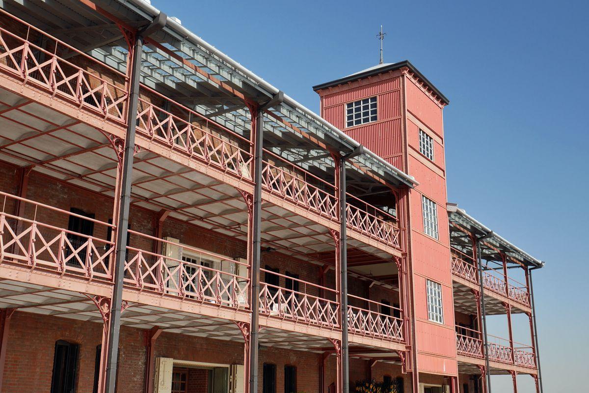 「赤レンガ倉庫」は建物そのものが一番の魅力