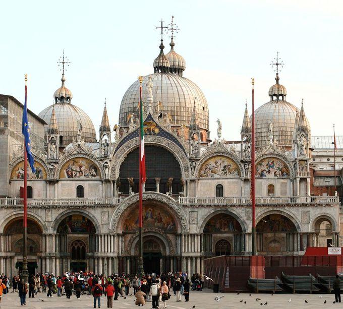 冬のヴェネツィアの魅力1:ゆっくり自分のペースで観光