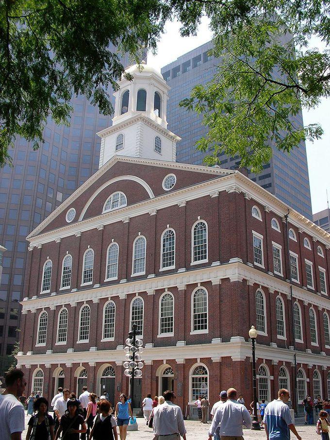3.ボストン(マサチューセッツ州)
