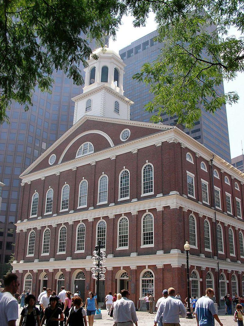米国ボストンを訪れるなら人気の史跡巡り「フリーダムトレイル」を歩こう