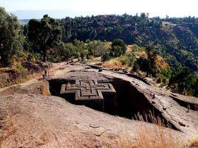 エチオピア、奇跡の世界遺産 ラリベラ岩窟教会群の魅力
