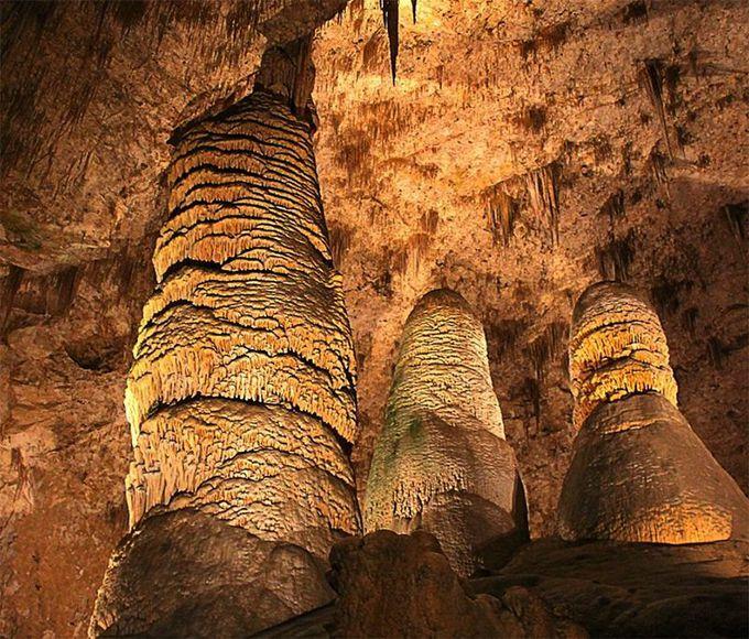 カールズバッド洞穴群国立公園