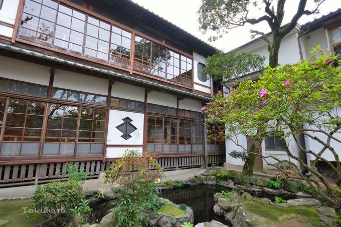 古き良き時代を伝える人吉温泉の老舗宿