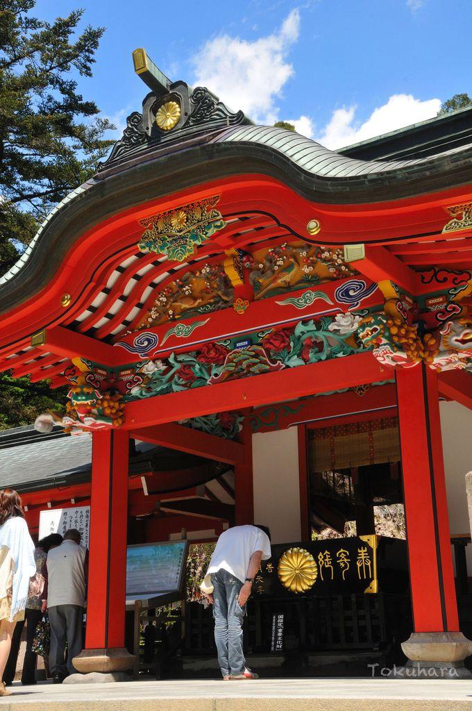 南九州を代表するパワースポット「霧島神宮」