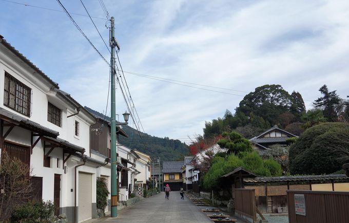 伊予の小京都、しっとりした街並みが残る大洲レトロタウン