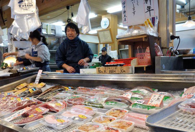 美味い鰹ならここ!田中鮮魚店