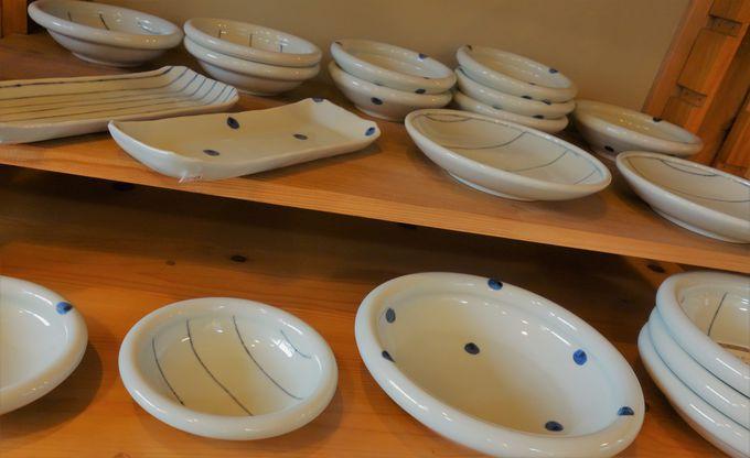 伝統的な砥部焼スタイルに大人可愛い絵付け「梅乃瀬窯」