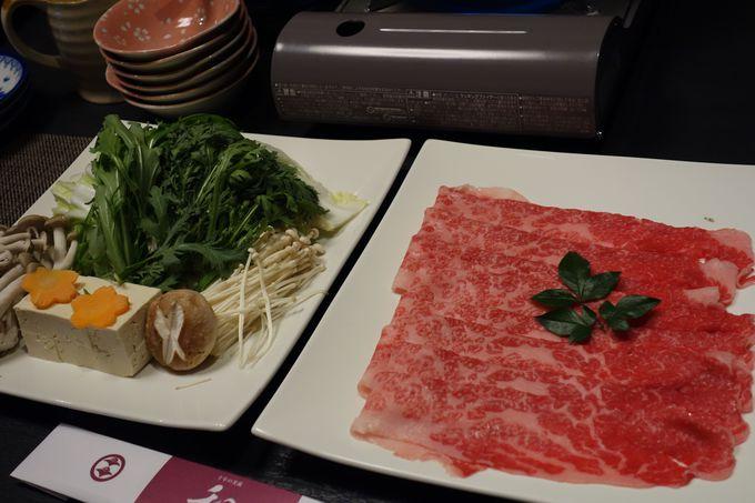 「和」のボリューム満点な夕食&朝食
