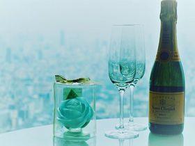 クラブフロアで過ごす天空の休日「大阪マリオット都ホテル」|大阪府|トラベルjp<たびねす>