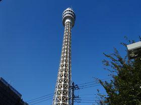 絶景とデートにおすすめ!ハマのシンボル「横浜マリンタワー」の魅力|神奈川県|トラベルjp<たびねす>
