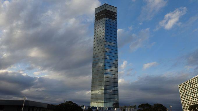 「千葉ポートタワー」とは?