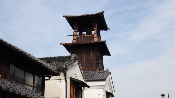 「小江戸名所めぐりバス」で川越の観光名所も散策できる!