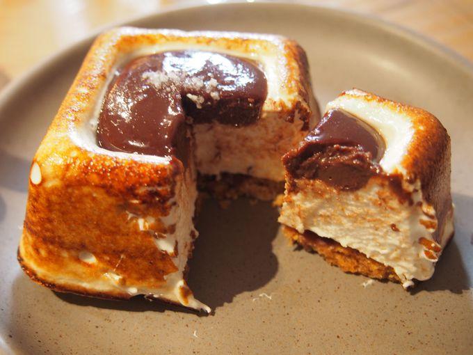 チョコレートスイーツにチョコレートドリンク!チョコ好きにはたまらないチョコ尽くし!