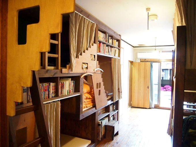 「ゲストハウス」に宿泊して尾道観光をもっと楽しく!