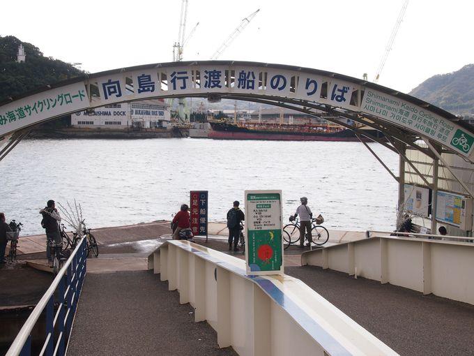 気軽に楽しむ船と自転車の旅「瀬戸内しまなみ海道」