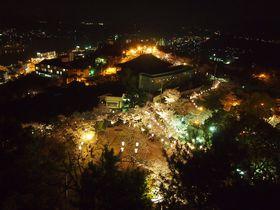 春の尾道「千光寺」は夜がオススメ!夜桜と夜景のコラボにウットリ