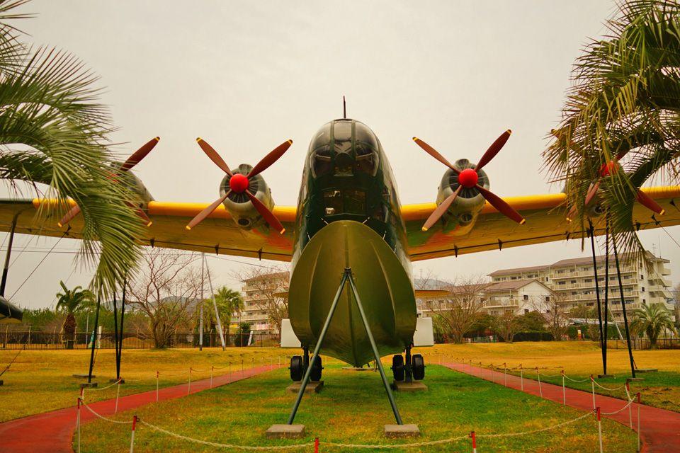 航空機好き必見の無料史料館!鹿児島県「鹿屋航空基地史料館」