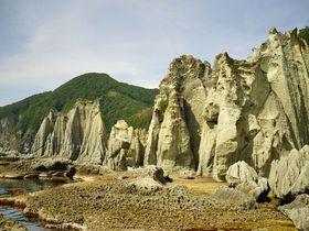 圧倒的な自然美!本州最北の秘境・青森「仏ヶ浦」