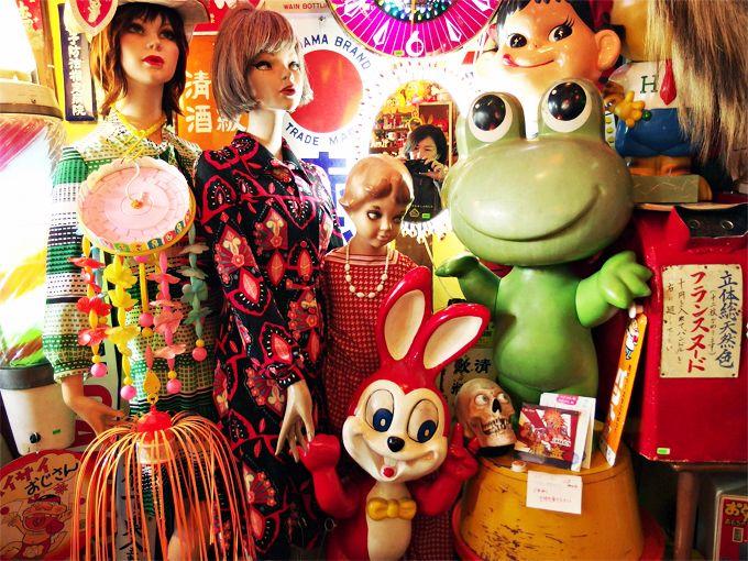 怪し懐かしの京都へようこそ!大人が夢中になる昭和レトロ雑貨ショップ3選