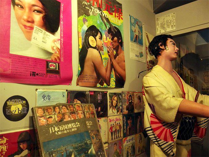 昭和の人気グッズや宣伝ポスター類・・・実はレトロで貴重な資料の宝庫!