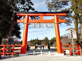 実は意外に知られていない!世界遺産、京都・上賀茂神社の最強パワー&ご利益スポット!