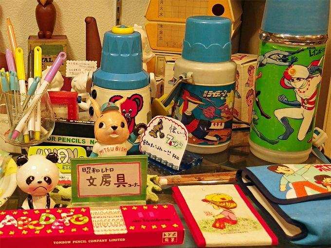 「green pepe」で、1960〜80sのユーズドウェアと昭和ファニチャーに囲まれる!