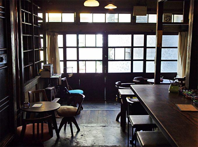 1.うてな喫茶店