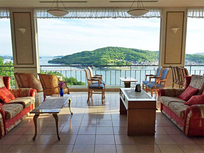 「マリテーム海幸園」は、こんなホテル