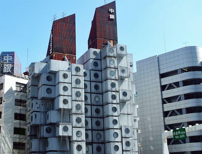 まるでSFの世界!?昭和が生んだ東京の近未来名建築4選