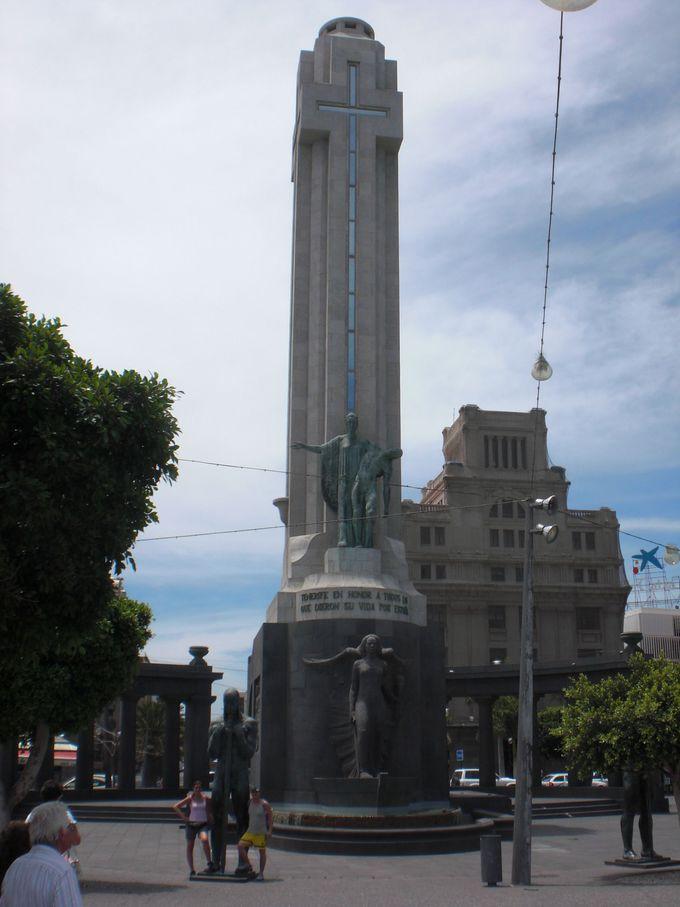 スペイン広場(Plaza de Espana)
