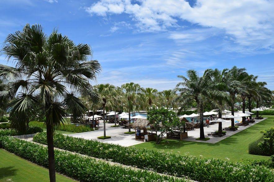 迷宮プールが楽しい!家族連れに大人気の「ハイアットリージェンシー ダナン リゾート」
