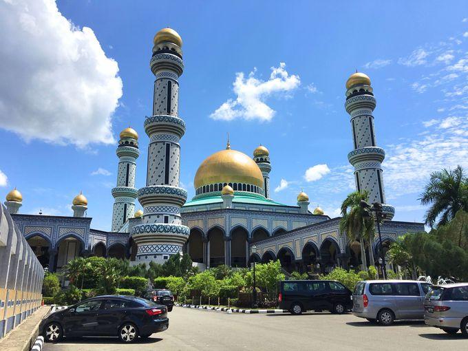 歴代王様による「オールドモスク」と「ニューモスク」