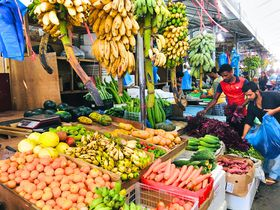 食事やお土産も!モルディブの首都マーレを1時間で観光する方法