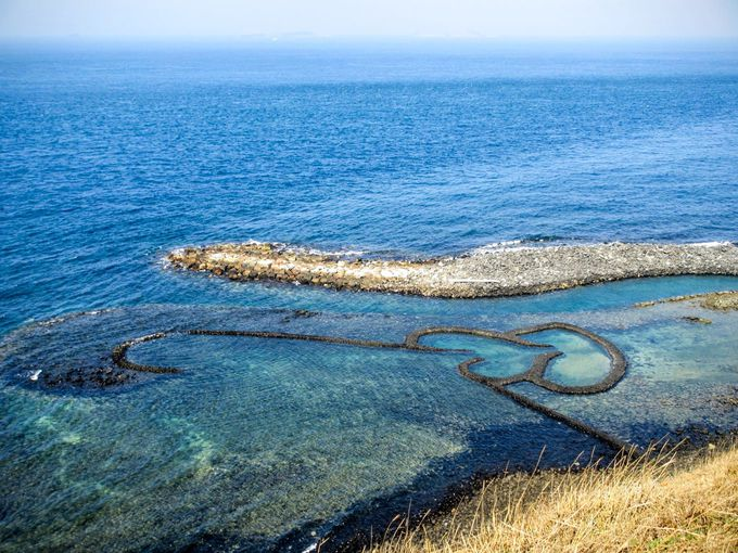 21.ハート型の恋愛成就スポットが人気「澎湖諸島」