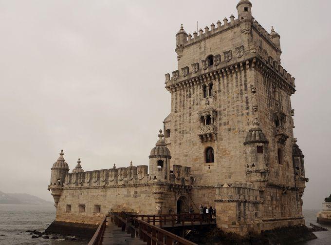 もう一つの世界遺産「ベレンの塔」もお忘れなく!
